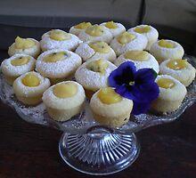 Birthday Cupcakes by Tricia Holmes
