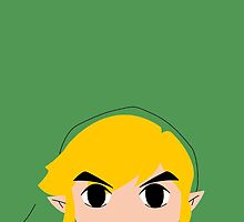Toon Link by pachanmask