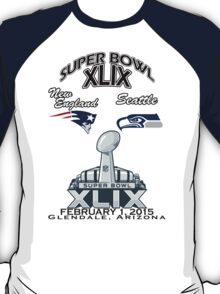 Super Bowl XLIX T-Shirt