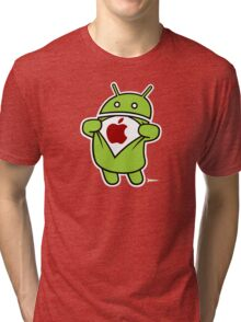 Super Apple Tri-blend T-Shirt
