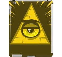 Eye of Providence iPad Case/Skin