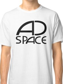 Ad Space Classic T-Shirt