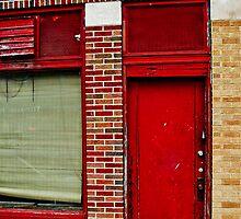 Red Door in Valpo 2 by steve johnson