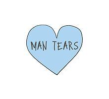 man tears by shadowmoses