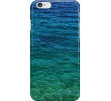 Blue Shining Waters iPhone Case/Skin