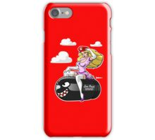 Princess Peach love Bullet Bill iPhone Case/Skin