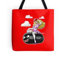 Princess Peach love Bullet Bill Tote Bag
