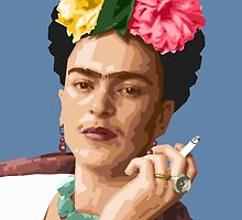 Frida by Douglas Simonson