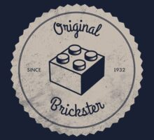 Original Brickster (Since 1932) Kids Clothes