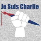 Je Suis Charlie by RichWilkie