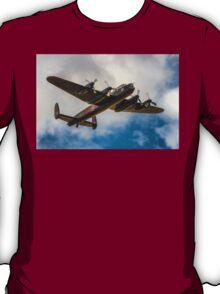 "Avro Lancaster B.X FM213/C-GVRA ""Vera"" T-Shirt"