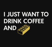 I Just Want to Drink Coffee and [BRICK]! by futuristicvlad
