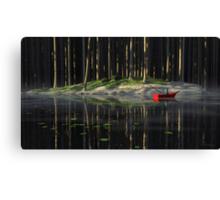 Fishing2 Canvas Print