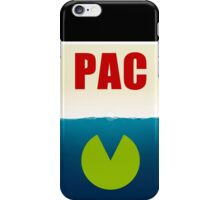 PAC iPhone Case/Skin