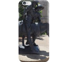 Simpsons Donkey 1915  iPhone Case/Skin