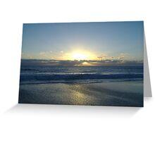 Cottesloe Sunset Greeting Card