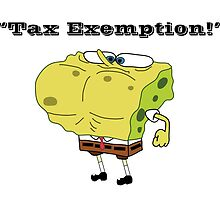Tax Exemption! by gnarlynicole
