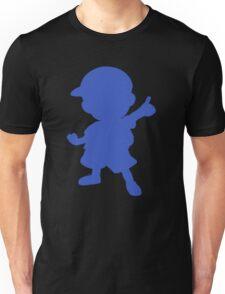 Ness silhouette Unisex T-Shirt