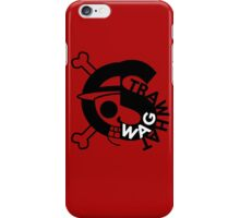 StrawHat Swag iPhone Case/Skin