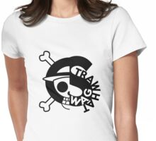 StrawHat Swag Womens Fitted T-Shirt