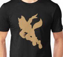 Fox McCloud silhouette Unisex T-Shirt
