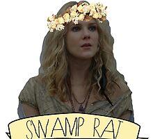 Swamp Rat by captaincatwoman