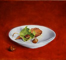 Still Life with Conkers by ebcjones