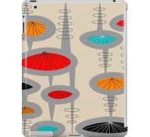 Atomic Era Inspired Art iPad Case/Skin