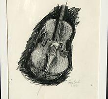 Cello by ebcjones