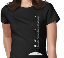 CPSX Solar System Womens Fitted T-Shirt