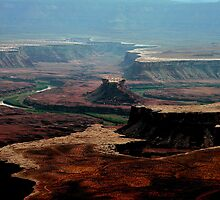 Canyonlands National Park by gail anderson