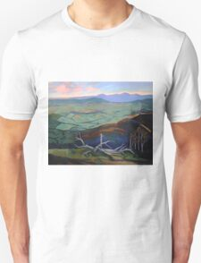 Kinglake- the top of the hill T-Shirt