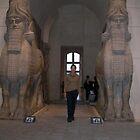 Gates of Babylon, Louvre, Paris by chord0