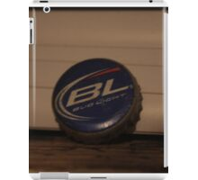 Bottle cap iPad Case/Skin