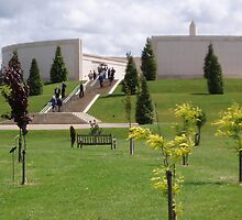 Armed Forces Memorial  by Wimburian