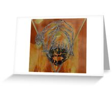 Portrait Collage I Greeting Card