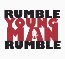 RUMBLE!! by Rob Hagey