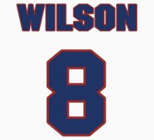 National baseball player Wilson Delgado jersey 8 by imsport