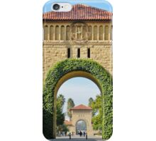 Arches to Stanford's Main Quad iPhone Case/Skin