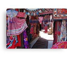 Shop in Cappadocia Canvas Print