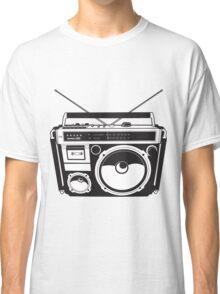 Retro radio Classic T-Shirt