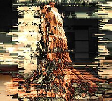 ERUPTION GOWN by Joshua Bell