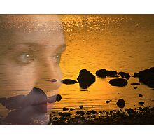 GOLDEN DREAMS Photographic Print