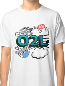 O2L FOREVER GRAPHIC  Classic T-Shirt