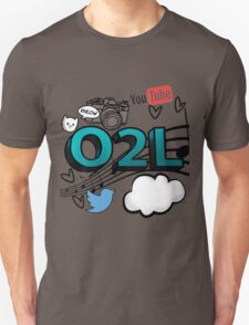 O2L FOREVER GRAPHIC  Unisex T-Shirt