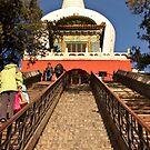 Beihai Park - 2 - All The Way To The Top © by © Hany G. Jadaa © Prince John Photography