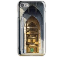 Under The Yaquina Bay Bridge iPhone Case/Skin