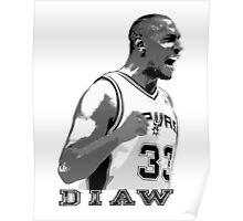 DIAW -NEW- STENCIL DESIGN Poster