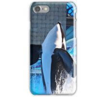 Tilikum Breach iPhone Case/Skin