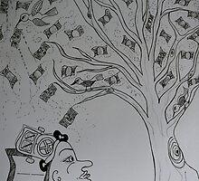 Money Money Money by NomadicGoddess